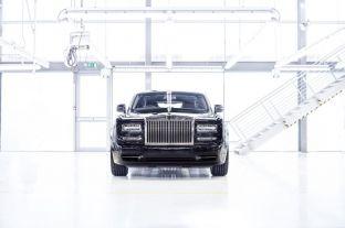 Ky është Rolls-Royce Phantom VII i fundit [foto]