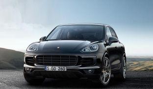 Porsche zgjeron linjën e Cayenne të edicionit Platinum [foto]