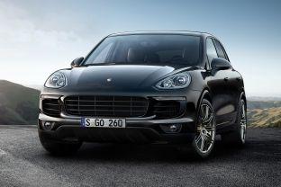 Versioni i ri i Porsche Cayenne 2017 [foto]