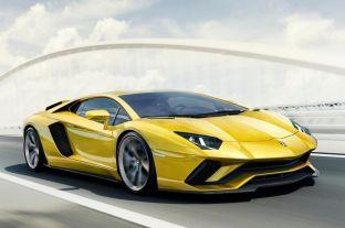 Ky është modeli i ri i Lamborghinit [foto]