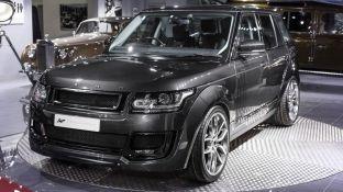 Range Rover me pamje të re plot shkëlqim [foto]