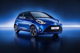 Toyota Yaris 2017 me motor dhe teknologji të re