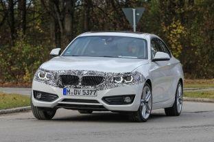 BMW i serisë 2 i ri spiunohet gjatë testimit [foto]