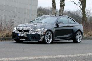 BMW po punon në përditësimin e modelit M2
