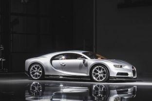 Bugatti Chiron i ri 2017 me 1,479 kuaj fuqi [foto/video]