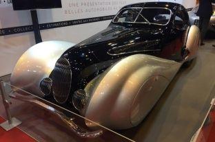 Veturat më të mira klasike të shfaqura në Panairin e veturave në Paris [foto]