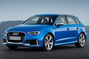 Audi RS3 i ri me performanca të fuqishme [foto]