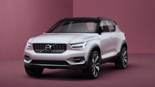 Volvo lë për vjeshtë modelin e ri