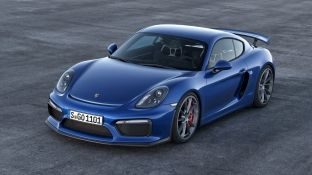 Porsche Cayman GT4 RS i ri në vitin 2018?