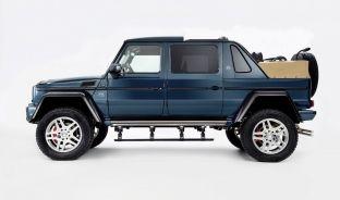 Mercedes krijon një G-Wagon super luksoz të cilin mund ta blejnë vetëm 99 njerëz [foto]