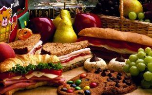Ushqimin e duhur e zgjedhim sipas ngjyrës
