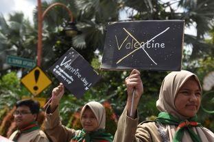 Shën Valentini: Dashuria e ndaluar në Indonezinë me shumicë myslimane