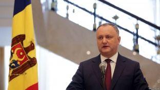 Presidenti pro-rus i Moldavisë kundërshton NATO-n