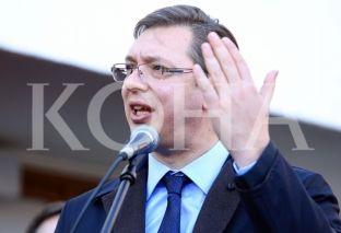 Vuçiqi, kandidat për kryetar të Serbisë