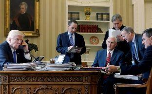 Përgjimet, stafi i Trump kontakte me inteligjencën ruse gjatë fushatës