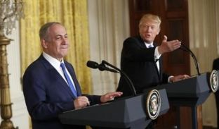 Trump vlerëson miqësinë e veçantë amerikano - izraelite