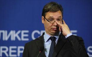 Aleksandar Vuçiq, kandidat për kryetar të Serbisë