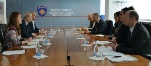MF diskuton me Shoqatën e Turizmit Alternativ dhe Shoqatën e Eksportuesve për Pakon fiskale 2.0