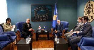 Mustafa: Japonia partner i rëndësishëm i Republikës së Kosovës