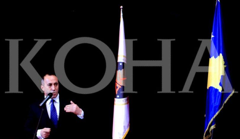 Haradinaj: Askush në regjion nuk mund të luajë me shqiptarët