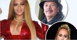 Carlos Santana: Beyonce është e bukur të shikohet, por nuk është këngëtare