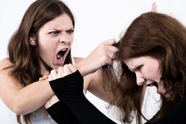 Resultado de imagem para briga entre mulheres