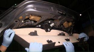Arrestohet shtetasi i Kosovës që mbante rreth 13 kg marihuan në veturën me targa sllovene