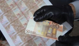 Sërish shfaqen në Prishtinë euro false