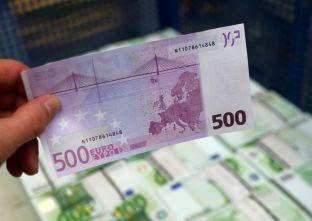 Kartëmonedha 100 euroshe false në Viti