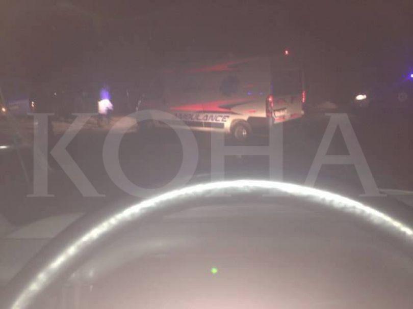 Aksident i rëndë në Vushtrri, dyshohet për viktima