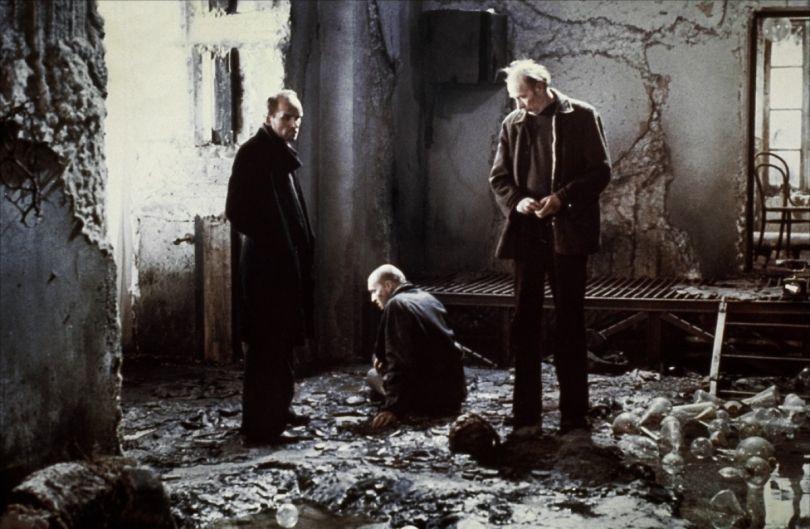 Trauma metafizike e Tarkovskyt