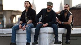 Rock-grupi irakian që kërkon lirinë në SHBA