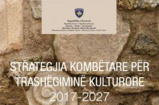 Kosova ka strategji 10 vjeçare për trashëgiminë kulturore