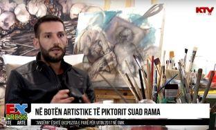 Në botën artistike të piktorit Suad Rama