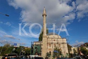 Komuna e rikthen në agjendë restaurimin e Xhamisë së Çarshisë