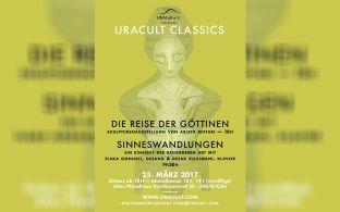"""""""Uracult Classics"""" në Köln me muzikë e skulptura për traditën shqiptare"""