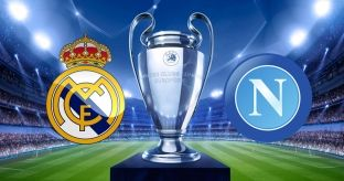 Real Madrid – Napoli, formacionet zyrtare