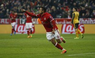 Thiago shënon përsëri ndaj Arsenalit [video]