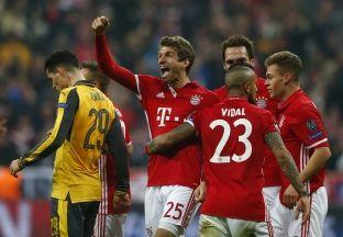 """Bayerni demolon """"Topçinjtë"""""""