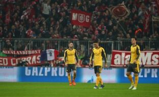 """Arsenali hyn në """"listën e rekordeve të zeza"""" të Ligës së Kampionëve"""