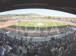 Kosova kërkon nga UEFA të heqë ndalesën për Mitrovicë