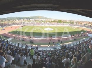 """UEFA lejon ndeshjet në stadiumin """"Adem Jashari"""""""