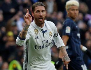 Ramosi nuk u befasua me humbjen e Barçës nga PSG-ja