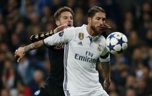 Telashe në mbrojtjen e Real Madridit