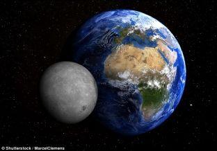 Hëna do ta shkatërrojë Tokën