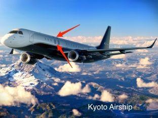 Aeroplani që ka një tipar që deri tani nuk është parë [foto]