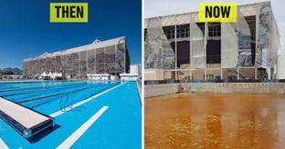 Objektet olimpike në Rio 2016 të shkatërruara vetëm 6 muaj pas Olimpiadës [foto]