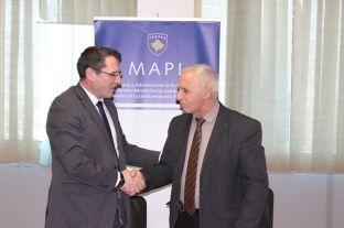 MAPL mbështet Suharekën për realizmin e projektit të ujësjellësit në Grejkoc