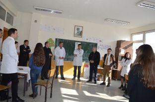 Nis faza e dytë e vizitave sistematike në shkollat e Malishevës